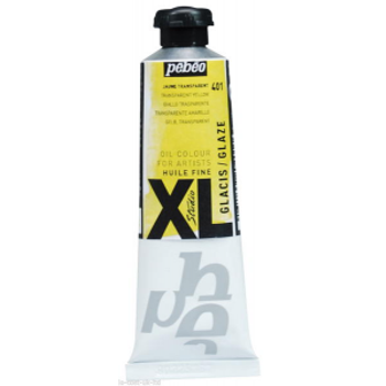 Pebeo Huile Fine XL 37 ml 401 Glaze Yellow Yaðlý Boya