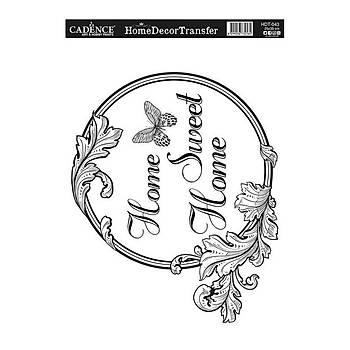 Cadence HDT-43 25 X 35 cm Home Dekor  Transfer