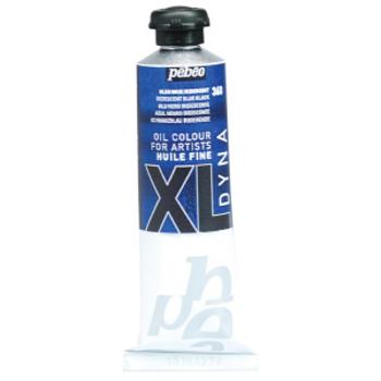 Pebeo Huile Fine XL 37 ml 360 Iridescent Blue Black (Yanar Döner ) Yaðlý Boya