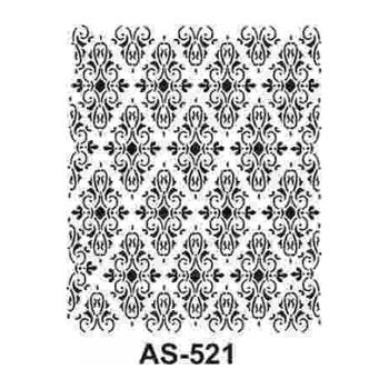 Cadence AS -521  A4 Stencil (Kolay Boyama Þablonu )