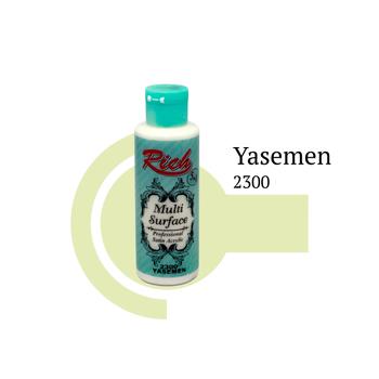 Rich 130 cc 2300 Yasemen  Multisurface boya