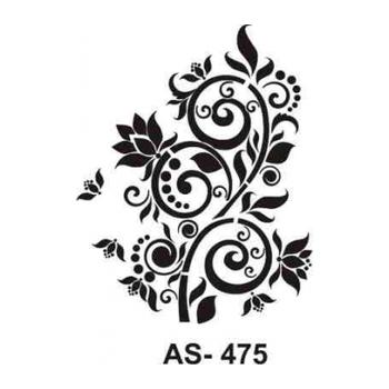 Cadence AS -475 A4 Stencil (Kolay Boyama Þablonu )