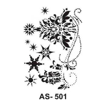 Cadence AS -501  A4 Stencil (Kolay Boyama Þablonu )