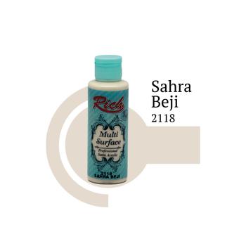 Rich 130 cc 2118 Sahra beji  Multisurface boya