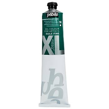 Pebeo Huile Fine XL 200 ml 18 Phthalocyanine Emerald Yaðlý Boya