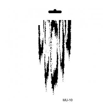 Cadence MU -10 Mix Media  Stencil (Kolay Boyama Þablonu )