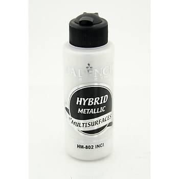 Cadence 120 ml 802 Metalik Ýnci  Hibrid Multisurface  boya