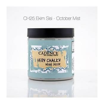 Cadence 500 ml CH-25 Ekim Sisi  Very Chalky Home Decor