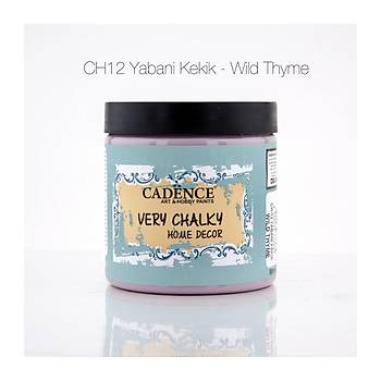 Cadence 500 ml CH-12 Yabani Kekik  Very Chalky Home Decor