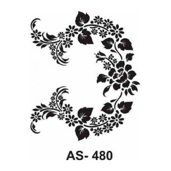 Cadence AS -480 A4 Stencil (Kolay Boyama Þablonu )