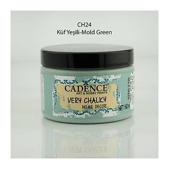 Cadence 150 ml ch-24 Küf Yeþili  Very Chalky Home Decor