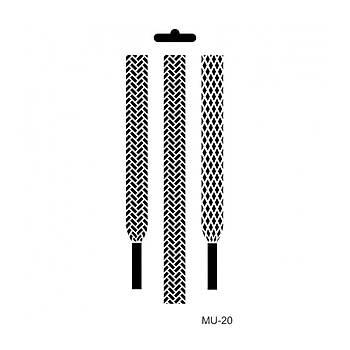Cadence MU -20 Mix Media  Stencil (Kolay Boyama Þablonu )
