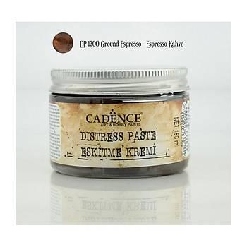 Cadence DP-1300 Espresso Kahve Dýstress Paste Eskitme Kremi