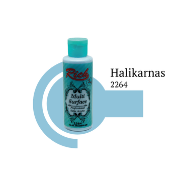 Rich 130 cc 2264 Halikarnas Multisurface boya