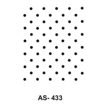 Cadence AS -433 A4 Stencil (Kolay Boyama Þablonu )