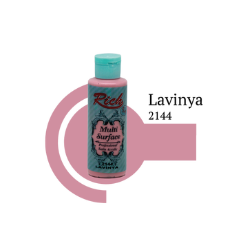 Rich 130 cc 2144 Lavinya Multisurface boya