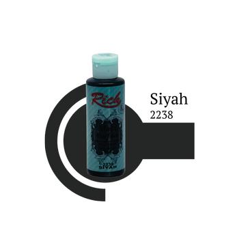 Rich 130 cc 2238 Siyah  Multisurface boya
