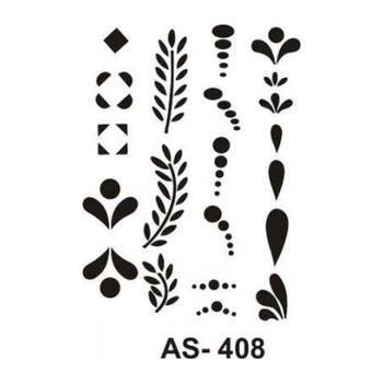 Cadence AS -408 A4 Stencil (Kolay Boyama Þablonu )