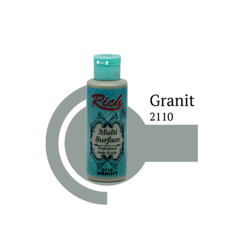 Rich 130 cc 2110 Granit  Multisurface boya