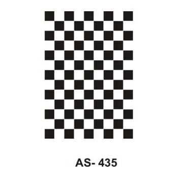 Cadence AS -435 A4 Stencil (Kolay Boyama Þablonu )