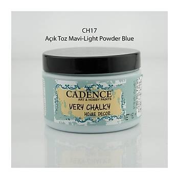 Cadence 150 ml ch-17 Açýk Toz Mavi Very Chalky Home Decor