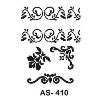Cadence AS -410 A4 Stencil (Kolay Boyama Þablonu )