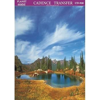 Cadence T-928 25 X 35 cm Kolay Transfer