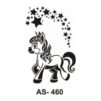 Cadence AS -460 A4 Stencil (Kolay Boyama Þablonu )