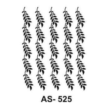 Cadence AS -525  A4 Stencil (Kolay Boyama Þablonu )