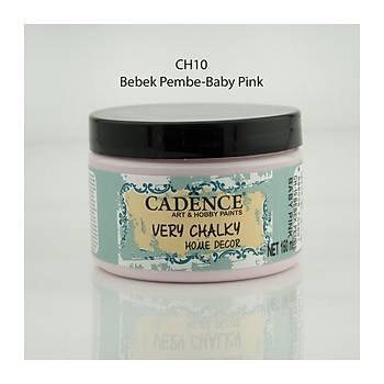 Cadence 150 ml ch-10 Bebek Pembe Very Chalky Home Decor