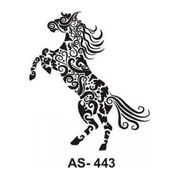 Cadence AS -443 A4 Stencil (Kolay Boyama Þablonu )