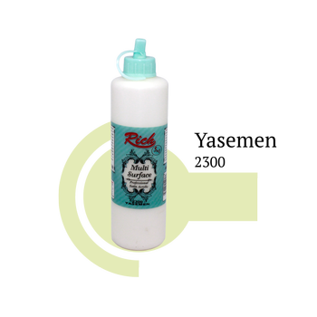 Rich 500 cc 2300 Yasemen  Multisurface boya