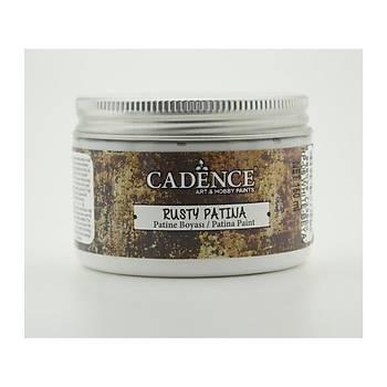 Cadence RPB-06 Beyaz Rusty Patina  (Pas efekti Patina boyasý)