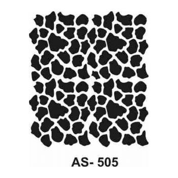 Cadence AS -505  A4 Stencil (Kolay Boyama Þablonu )