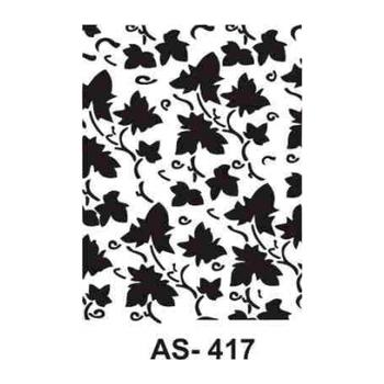 Cadence AS -417 A4 Stencil (Kolay Boyama Þablonu )