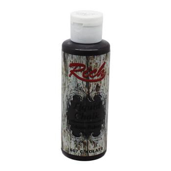 Rich 130 cc 667 Çkolata eskitme pudrasý (Liquid chalk )