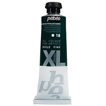 Pebeo Huile Fine XL 37 ml 18 Phthalocyanine Emerald Yaðlý Boya