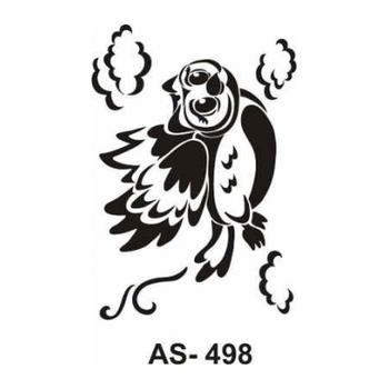 Cadence AS -498 A4 Stencil (Kolay Boyama Þablonu )