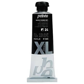 Pebeo Huile Fine XL 37 ml 24 Ivory Black Imit Yaðlý Boya