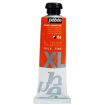 Pebeo Huile Fine XL 37 ml 04 Cadmium Orange Hue Yaðlý Boya