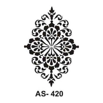 Cadence AS -420 A4 Stencil (Kolay Boyama Þablonu )