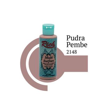 Rich 130 cc 2148 Pudra pembe Multisurface boya