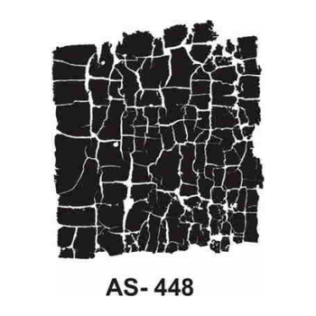 Cadence AS -448 A4 Stencil (Kolay Boyama Þablonu )