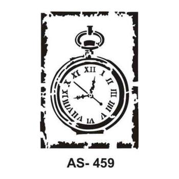 Cadence AS -459 A4 Stencil (Kolay Boyama Þablonu )