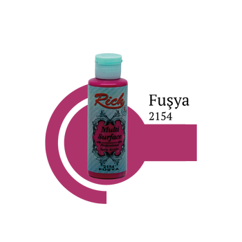 Rich 130 cc 2154 Fuþya Multisurface boya