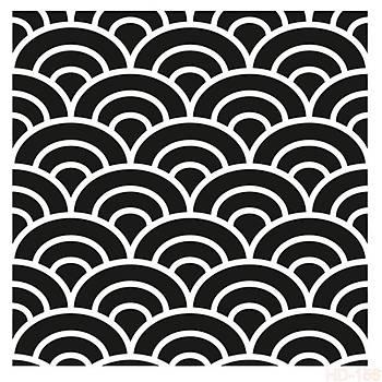 Cadence HD -156 Home Dekor Stencil (Kolay Boyama Þablonu )