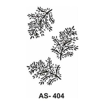 Cadence AS -404 A4 Stencil (Kolay Boyama Þablonu )