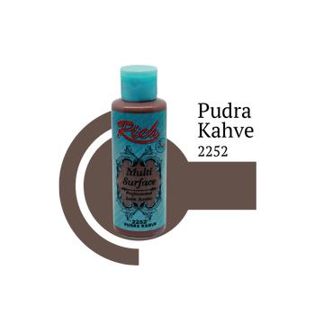 Rich 130 cc 2252 Pudra kahve  Multisurface boya