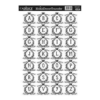 Cadence HDT-57 25 X 35 cm Home Dekor  Transfer