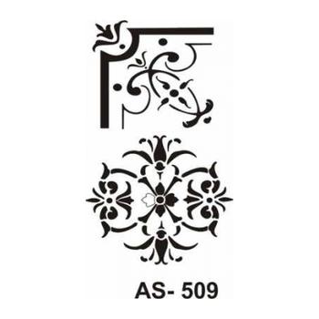 Cadence AS -509 A4 Stencil (Kolay Boyama Þablonu )